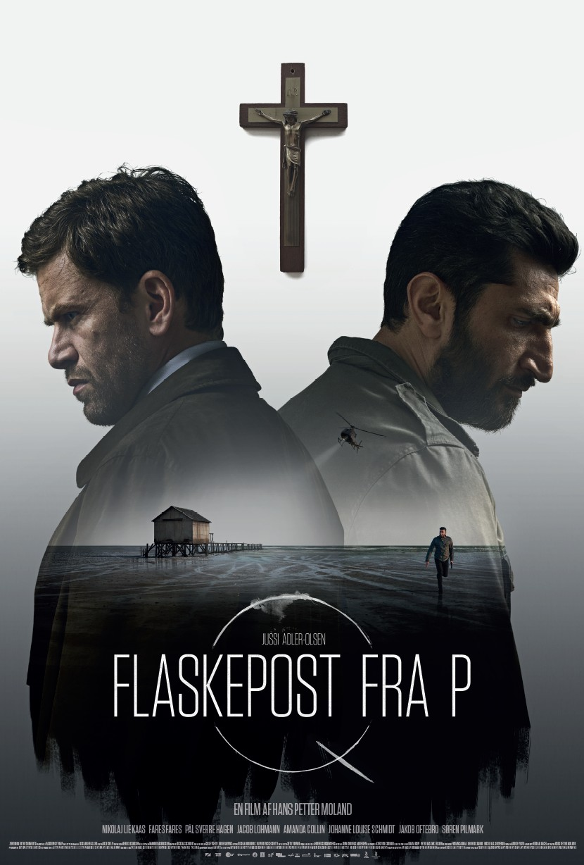 Poster Flaskepost fra P