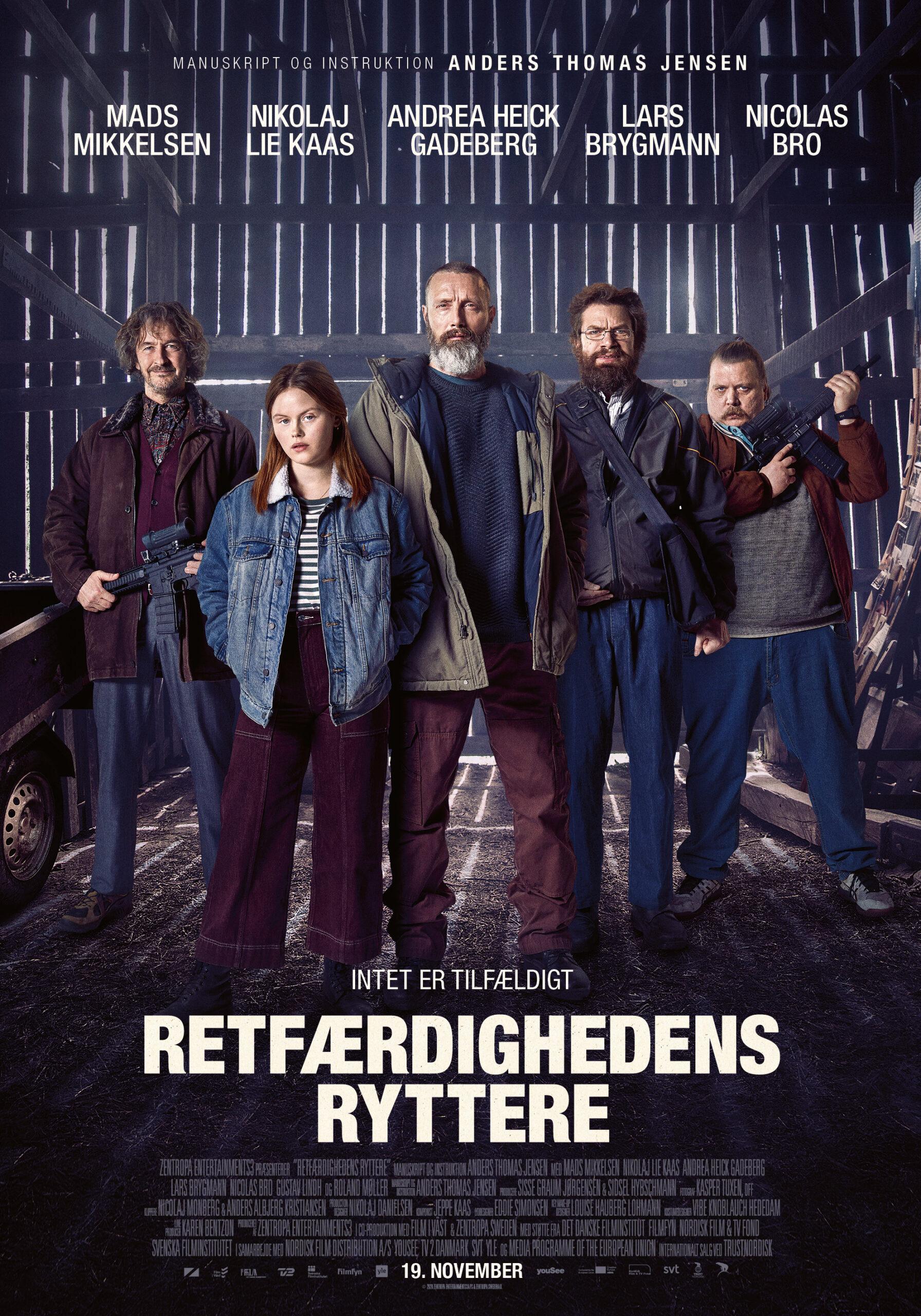 Poster:RETFÆRDIGHEDENS RYTTERE